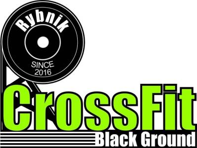Crossfit Black Ground